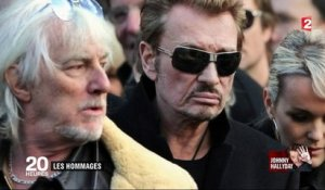 "Johnny Hallyday : ""On croyait qu'il était invincible"""