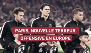 Foot - C1 : Paris, nouvelle terreur offensive en Europe