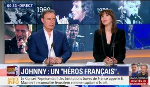 Johnny Hallyday: l'hommage (6/6)