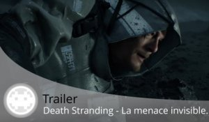 Trailer - Death Stranding - Norman Reedus et la menace invisible à la plage