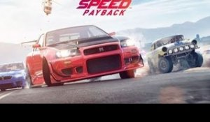 Need for Speed Payback - Première vidéo de gameplay - E3 2017