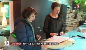 Levothyrox : nouvelle action de patients en justice