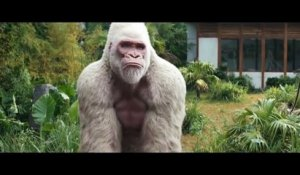 Rampage - Bande-annonce Trailer [HD,1280x720]