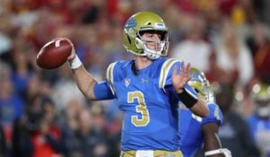 GMFB explores backgrounds of Sam Darnold, Josh Rosen