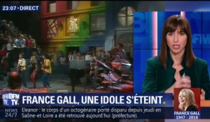 France Gall: l'hommage