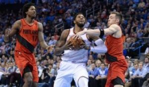 GAME RECAP: Blazers 117, Thunder 106