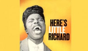Little Richard - Can't believe you wanna leave