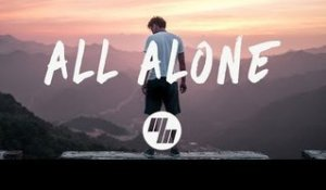 Anki - All Alone (Lyrics / Lyric Video) feat. Micah Martin