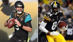 Game Theory: Jaguars vs. Steelers game projections