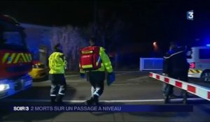 Yonne : accident mortel sur un passage à niveau