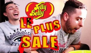 Jelly Belly challenge le plus SALE de Youtube !!! (feat MCZ)