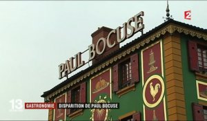 Gastronomie : disparition de Paul Bocuse
