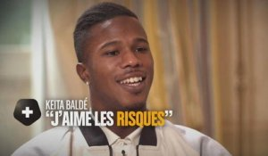 CFC - Interview de Keita Baldé