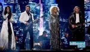 Little Big Town Performs 'Better Man' at 2018 Grammys | Billboard News