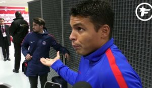 Thiago Silva compare Messi et CR7