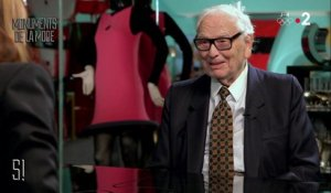 L'interview de Pierre Cardin - Stupéfiant !