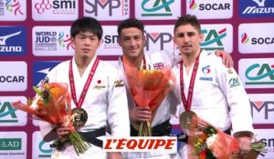 Judo - GC Paris : Revol sur le podium