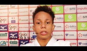 "GC Paris 2018 -  Amandine Buchard : ""Encourageant pour la suite"""