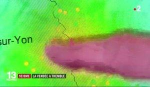 Séisme : la terre a tremblé en VendéeOrange actu
