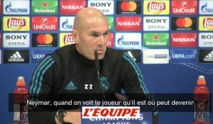 Foot - C1 - Real Madrid : Zidane sans langue de bois