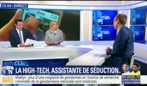 La technologie au service de la séduction