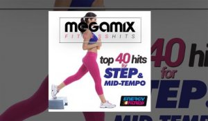 E4F - Megamix Fitness Top 40 Hits For Step And Mid Tempo - Fitness & Music 2018