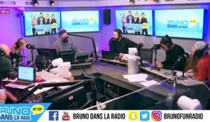 La malédiction de Bruno au Jeu des 30s (27/02/2018) - Best of de Bruno dans la Radio