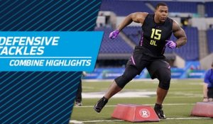 Best of defensive tackles | 2018 NFL Combine