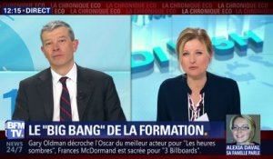 "Le ""big bang"" de la formation"