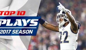 Top 10 Trumaine Johnson plays | 2017 season