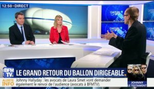 Le grand retour du ballon dirigeable