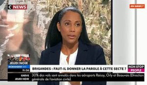 "EXCLU - Christine Kelly lance en direct dans ""Morandini Live"" un appel à Emmanuel Macron - VIDEO"