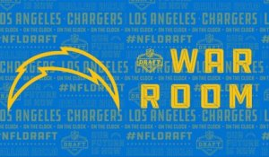 Chargers' war room: Projecting L.A.'s first three selections in 2018 NFL Draft