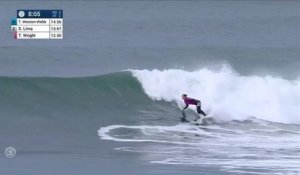 Adrénaline - Surf : T.Wright vs. T.Weston-Webb vs. S.Lima - Heat Highlights