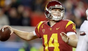 Is Sam Darnold the best QB prospect to come out of USC?