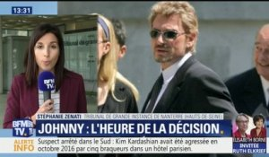 La justice statue ce vendredi sur le possible gel des avoirs du trust de Johnny
