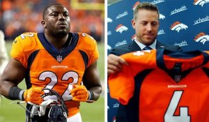 How will C.J. Anderson's release affect Case Keenum on the field?
