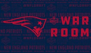Patriots' war room: Projecting New England's first four selections in 2018 NFL Draft