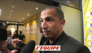 Lamouchi «Pas un hold-up» - Foot - L1 - Rennes