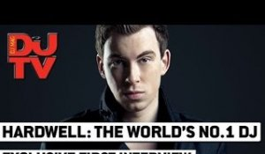 Hardwell: The World's No. 1 DJ (Exclusive First Interview)