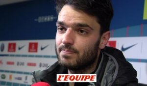 Grenier «On a fait un grand match» - Foot - L1 - EAG