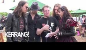 Kerrang! Download Podcast: Halestorm
