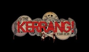 The Kerrang Tour 2013 Podcast: Liverpool