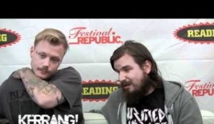Kerrang! Reading Festival Podcast: Kvelertak