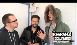 Kerrang! Podcast: Young Guns