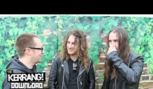 Kerrang! Podcast: Airbourne