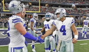 Witten to Dak, Zeke and Cowboys' youth: 'Now it's your turn to lead'