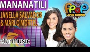 Marlo Mortel and Janella Salvador - Mananatili (Official Lyric Video)