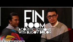 Bugoy Drilon - Magiging Akin Ba (Fin Room Acoustic Sessions)