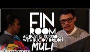 Bugoy Drilon - Muli (Fin Room Acoustic Sessions)